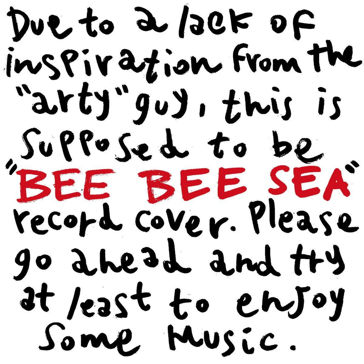Image of Bee Bee Sea - Bee Bee Sea Deluxe (Wild Honey Records) LP