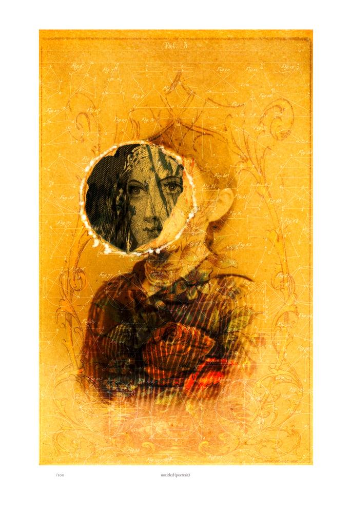 Image of Print: untitled (portrait)