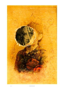 Image of Print: untitled (portrait)