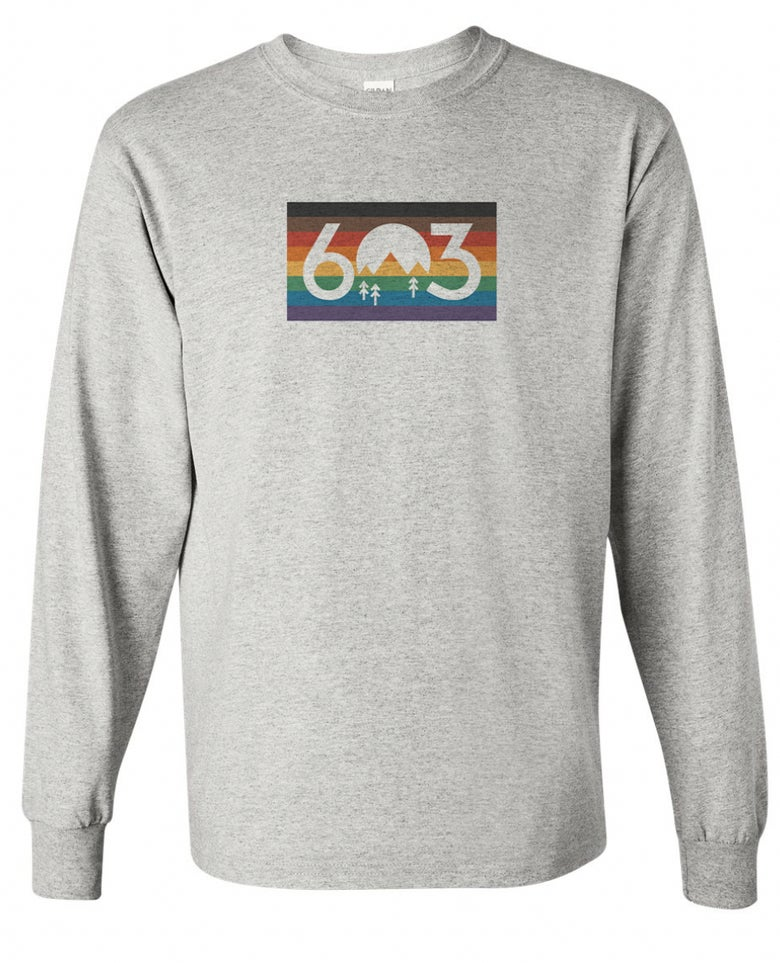 Image of Unisex 603 together long sleeve