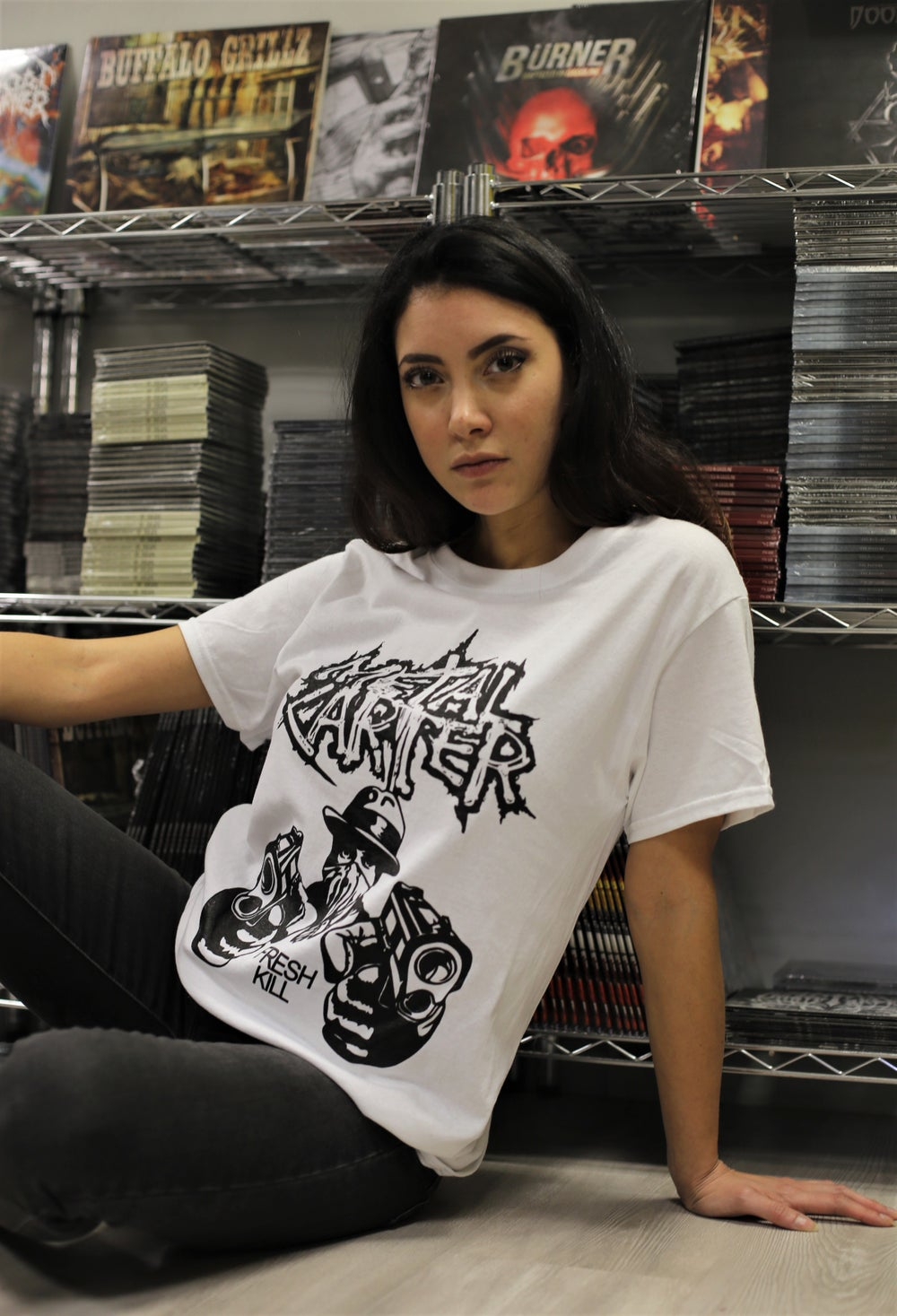 "Metal Carter - T-shirt ""FRESH BANG"""