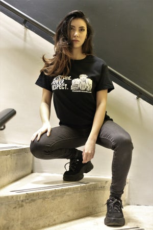 """Image of Time To Kill Records Official T-shirt """"SCARFACE"""""""