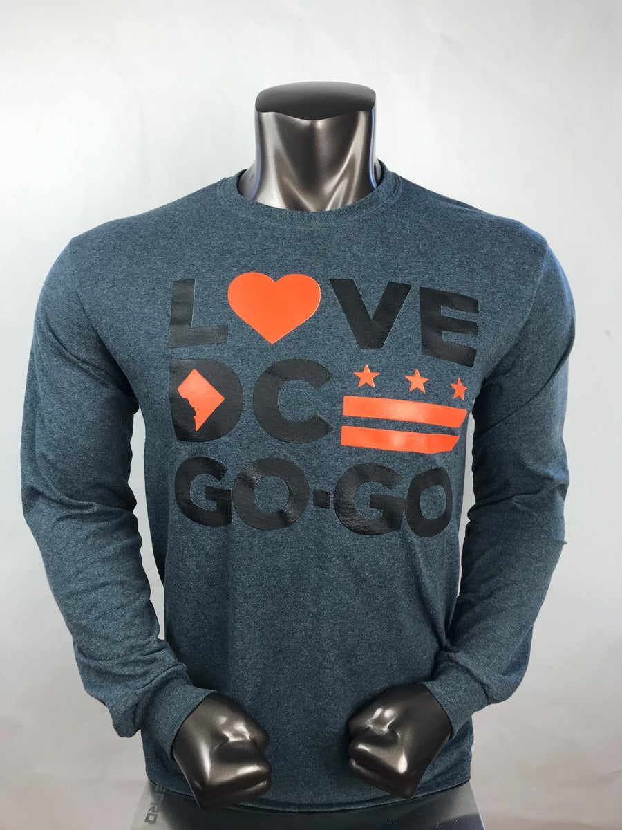 Image of Love DC Go-Go - Starfish Long Sleeve