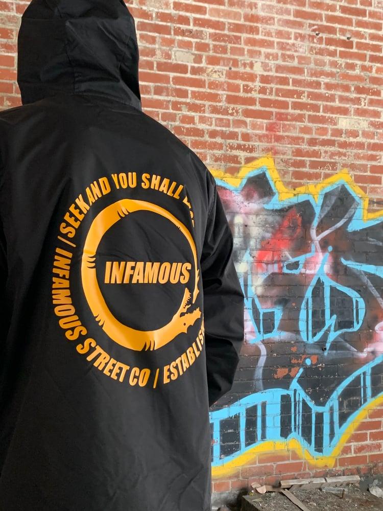 "Image of ""INFINITE"" Anorak Jacket"
