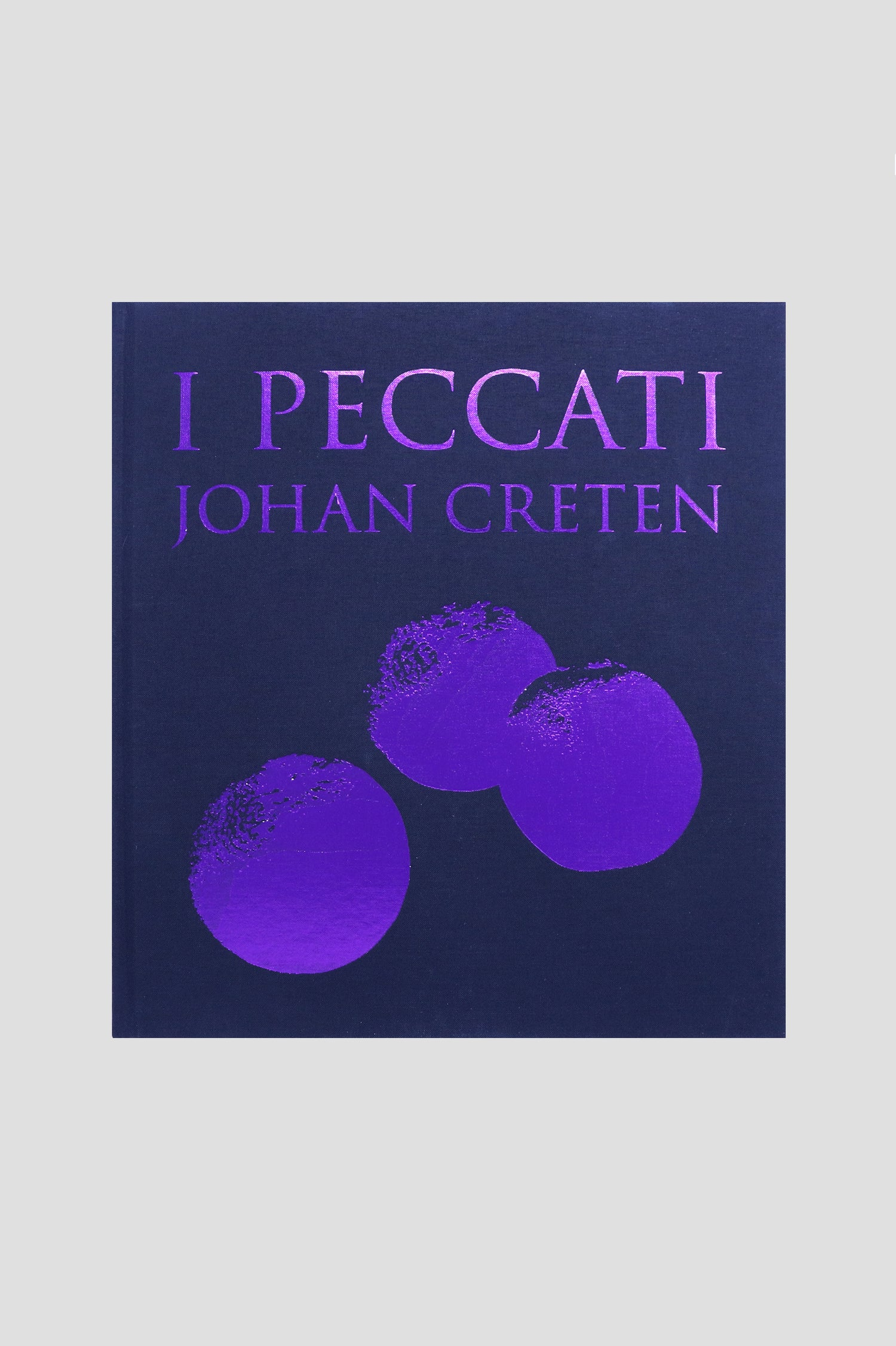 Image of Johan Creten - I Peccati