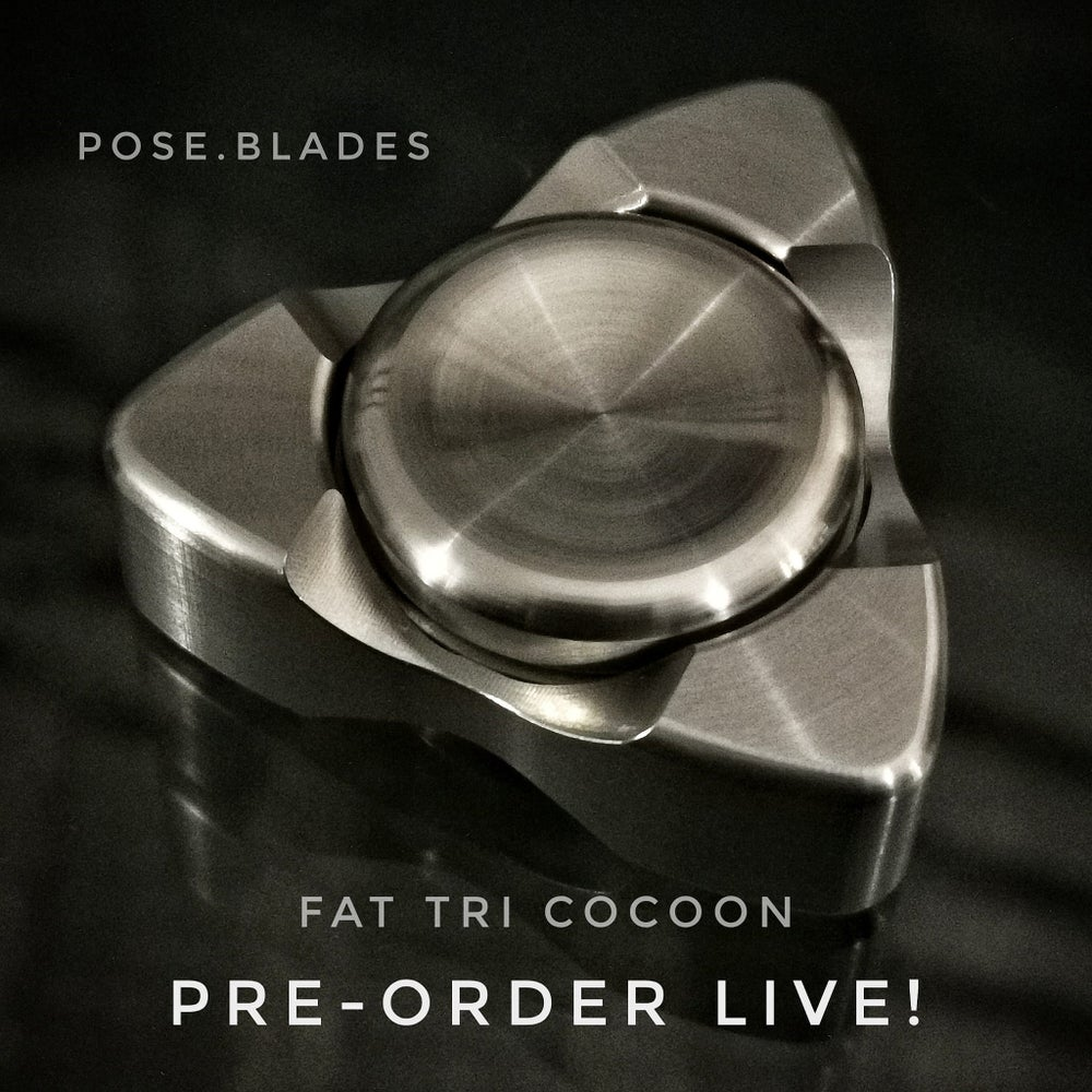 Image of Pose Blades - FAT TRI COCOON