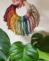 Iris Wall Mounted Plant Hanger - Made to Order