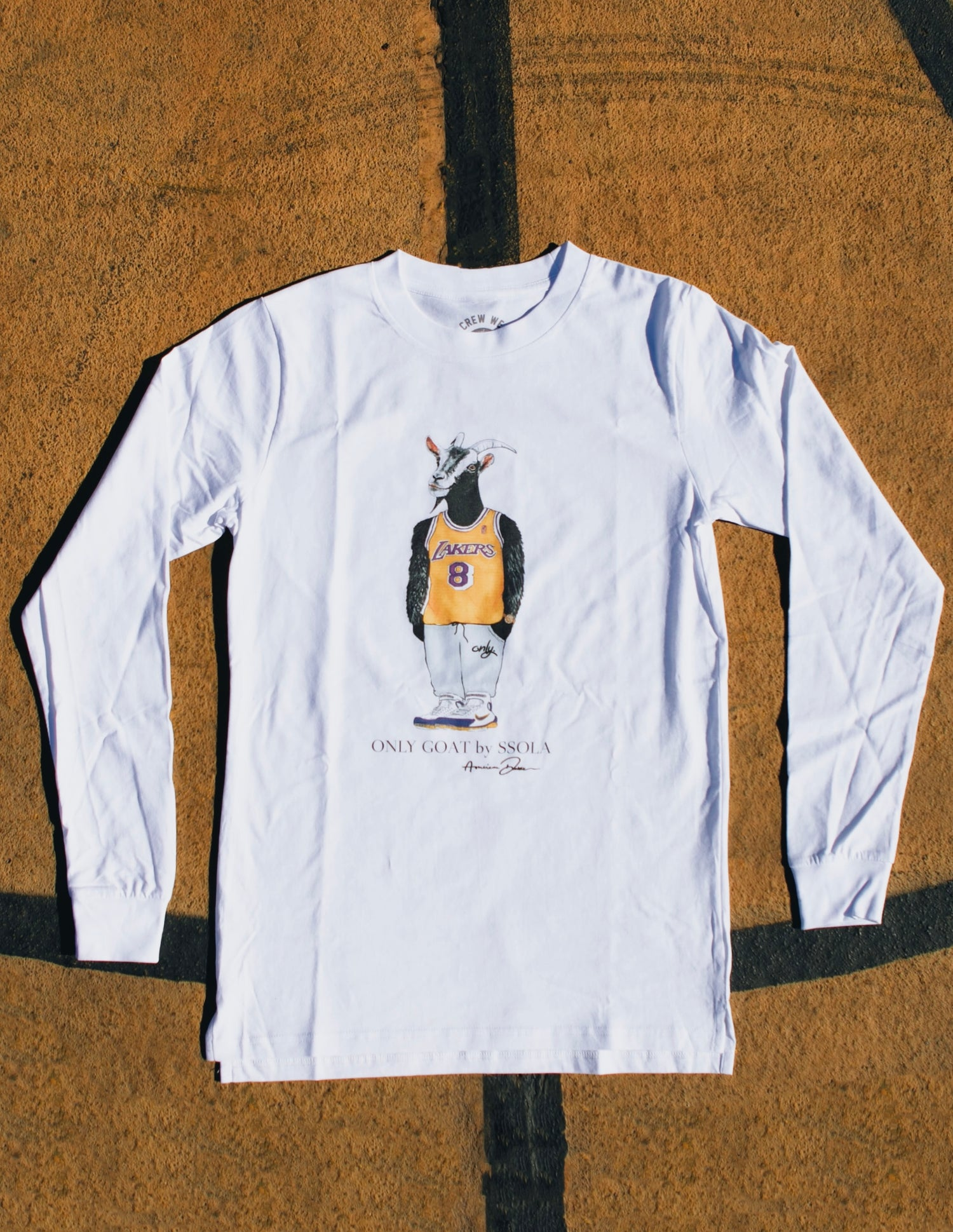Image of ONLY GOAT LONG SLEEVE
