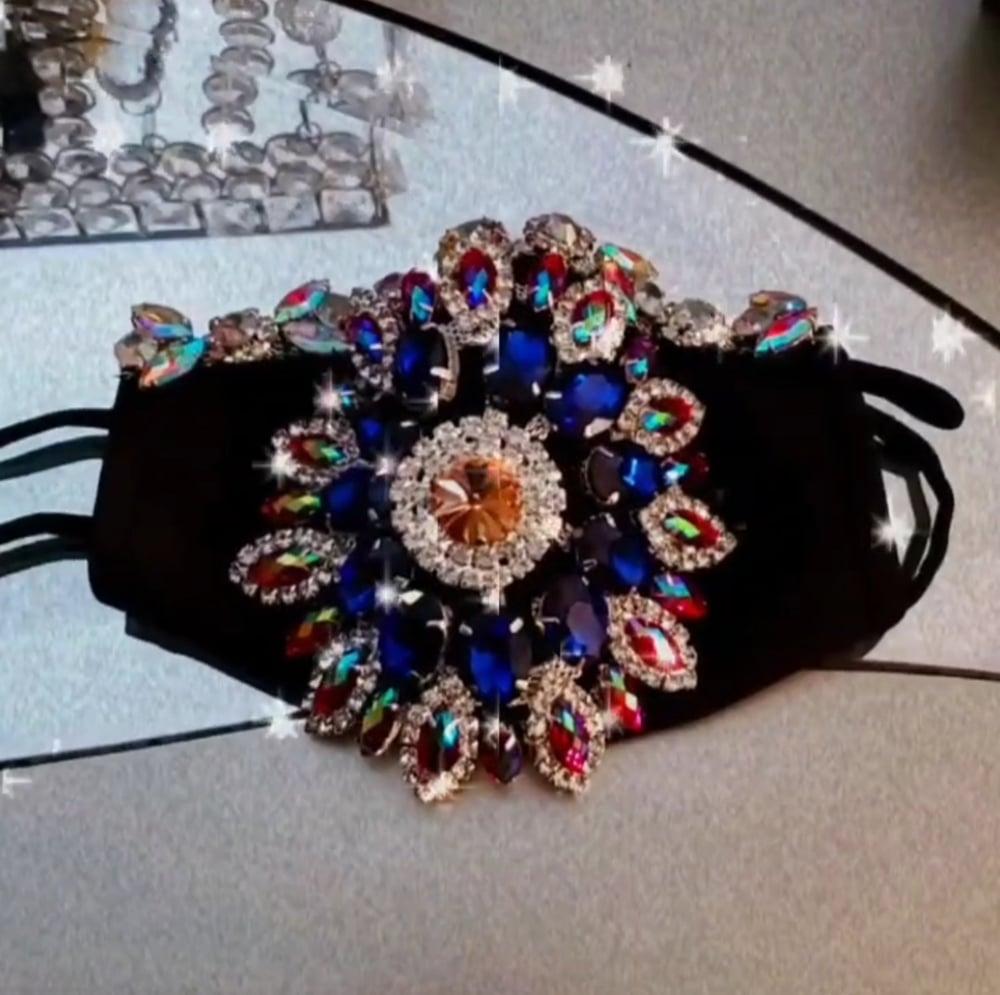 Image of Embellished Mask