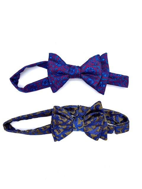Image of Men's Silk Bow Ties (4 styles)