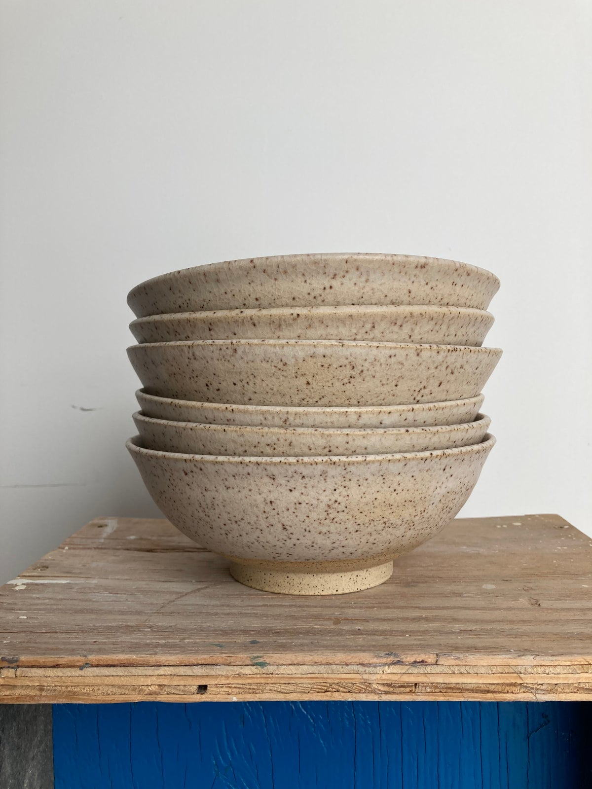 Image of Daily Bowl in White Speckle