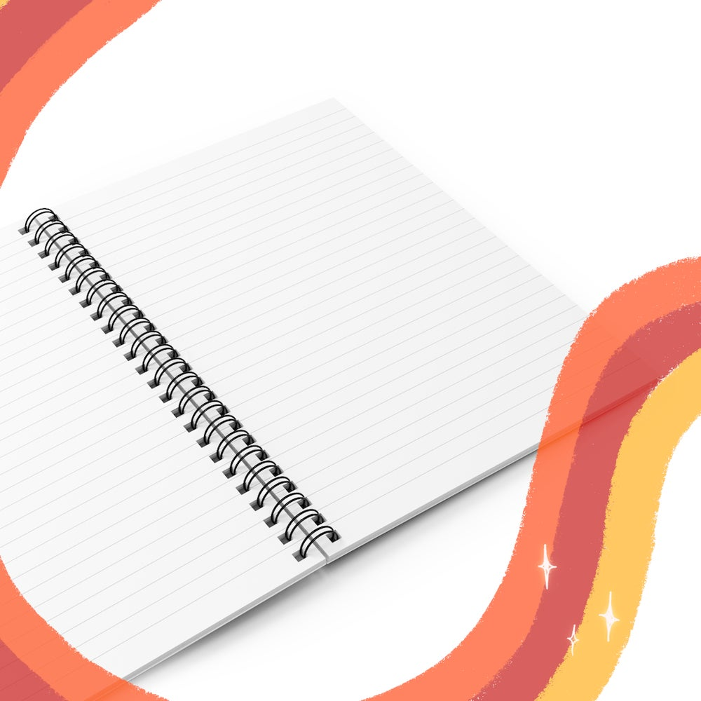 Image of I NEED SPACE NOTEBOOK