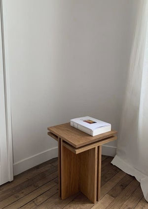 CALC, side table