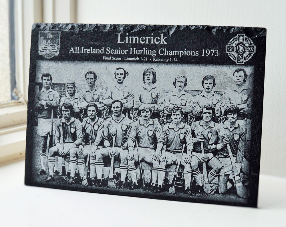 Limerick All Ireland Hurling Champions 1973