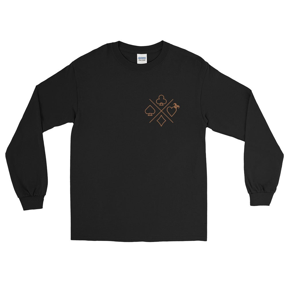 Fool's Gold Long Sleeve Shirt