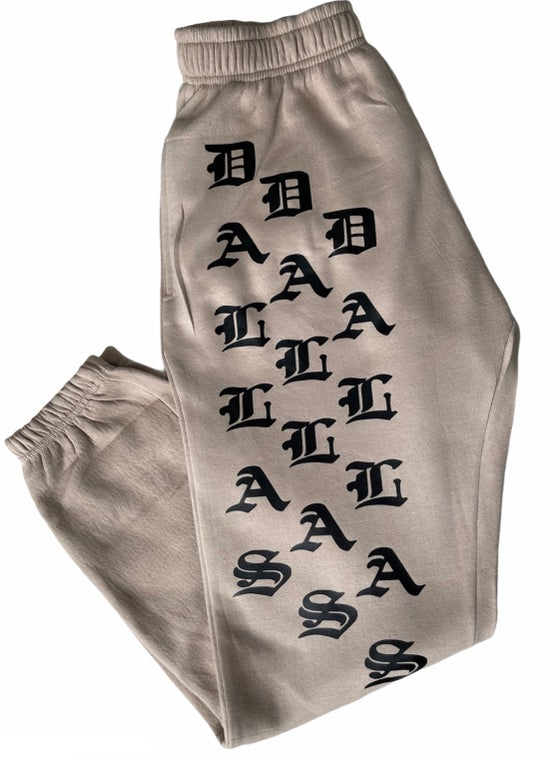 Image of DDDALLAS HIGH WAIST SWEATS  (NOW SHIPPING)