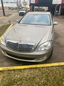 Image of 2009 Mercedes s550