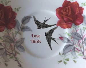 Image of Love Birds (Ref. 24a)