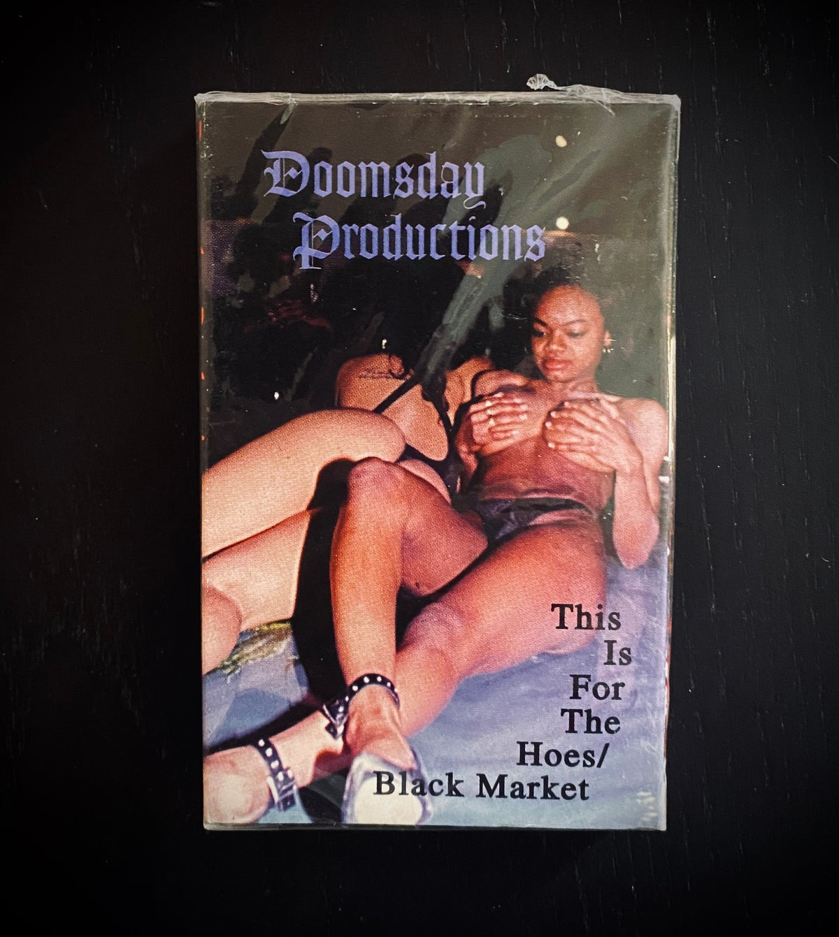 """Image of DOOMSDAY PRODUCTIONS """"This is for the Hoes ‼️SEALED‼️"""