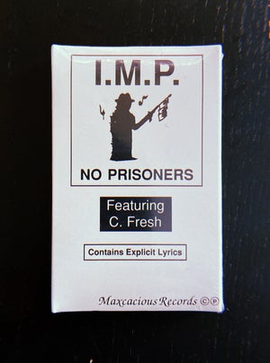 """Image of I.M.P.  """"No Prisoners"""" maxi single Ft. C-FRESH  ‼️SEALED ‼️"""