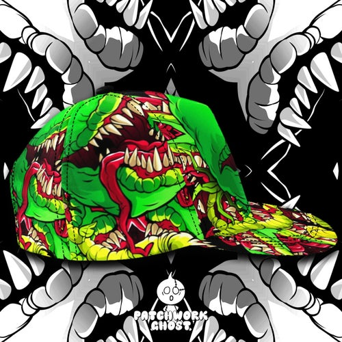Image of In Bloom All Over Print Snapback
