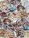 Toasty Buns - Stickers