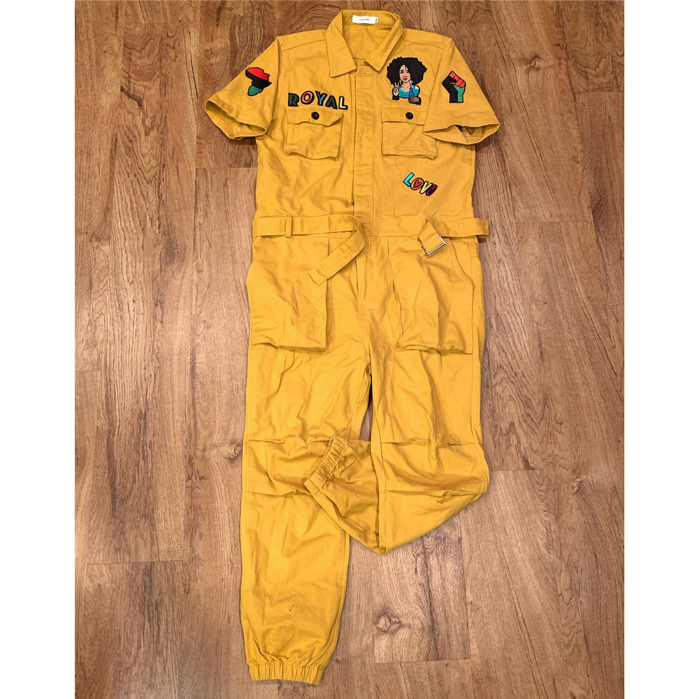 Image of  Royal Jumpsuit(1 of 1)