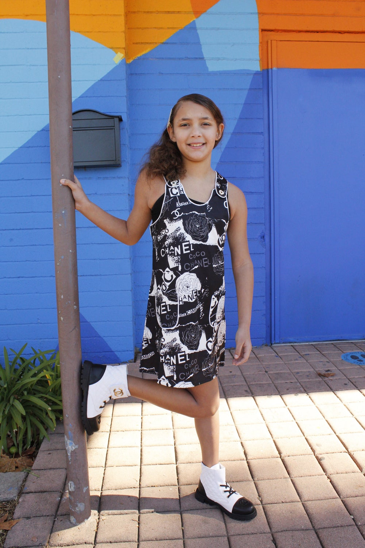 News article Dress