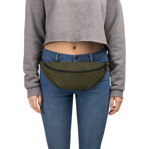 Image of Tamography™ Fanny Pack