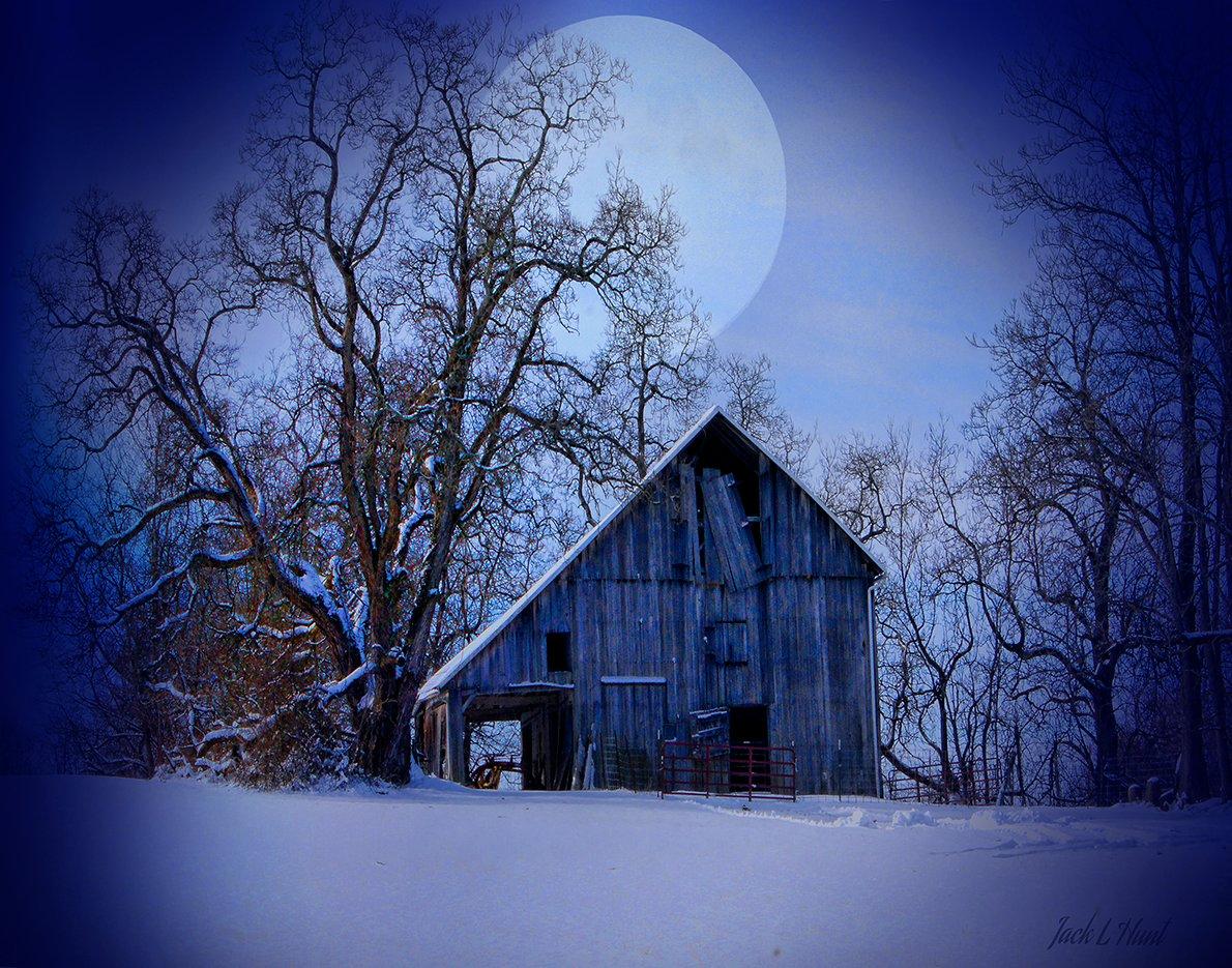 Blue Moon Barn