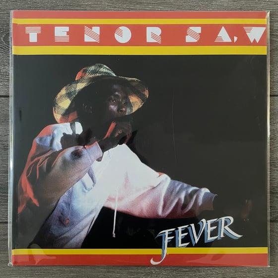 Image of Tenor Saw - Fever Vinyl LP
