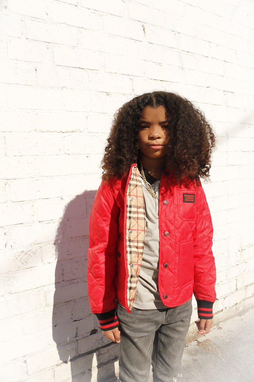 Hall Jacket