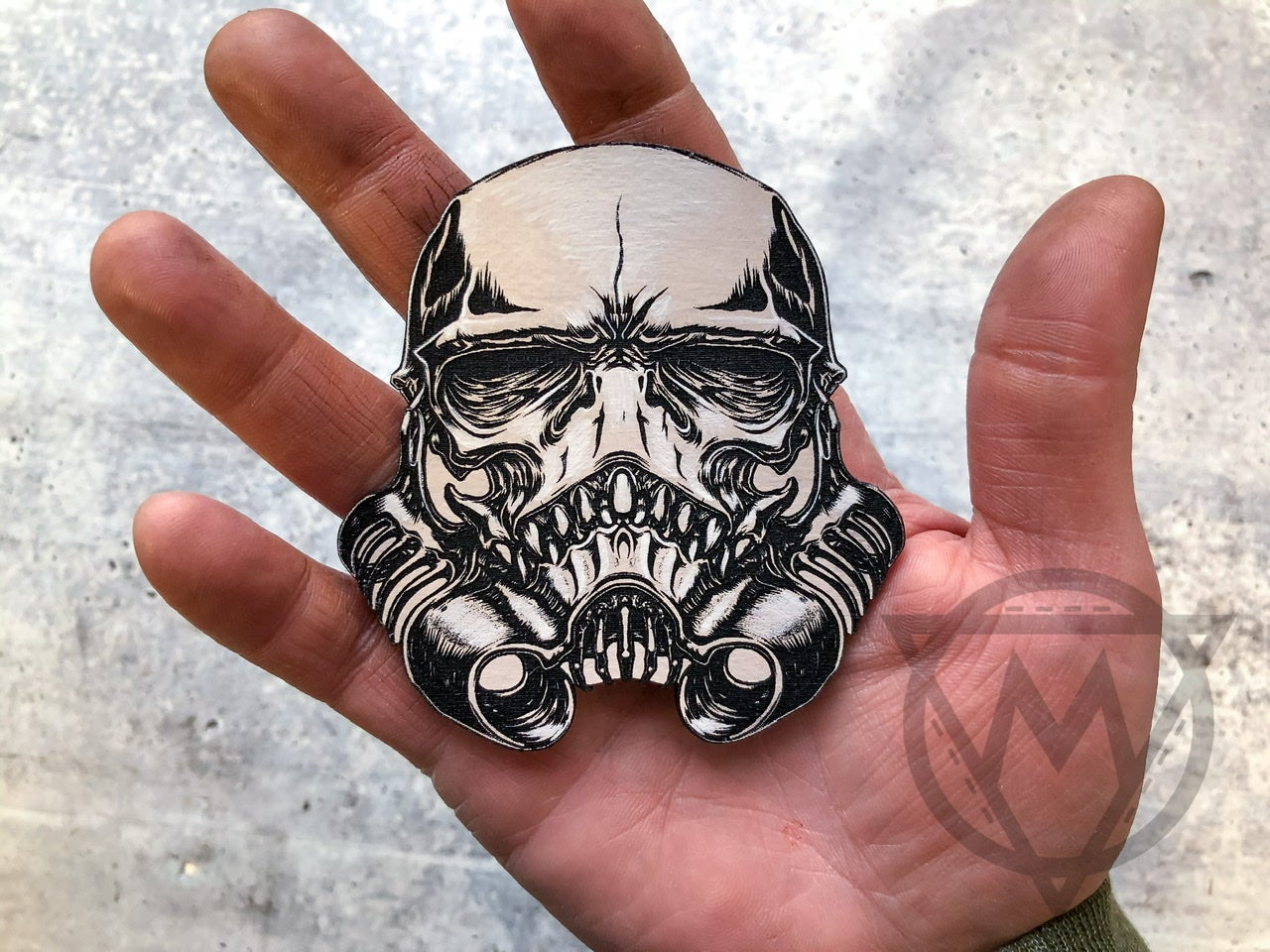 Image of Death Trooper Patch