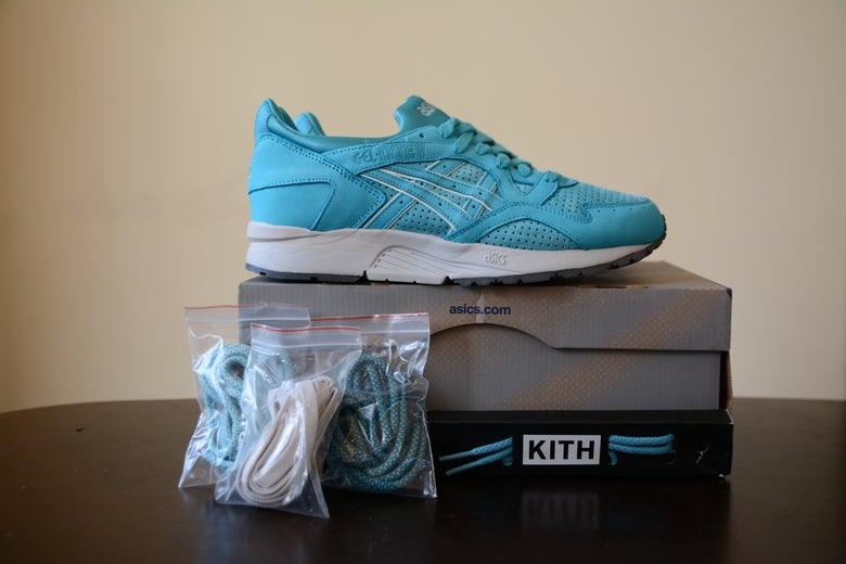 Image of Ronnie Fieg x Asics Gel Lyte V  Cove