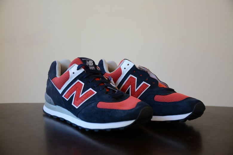 Image of New Balance M574 4th of July
