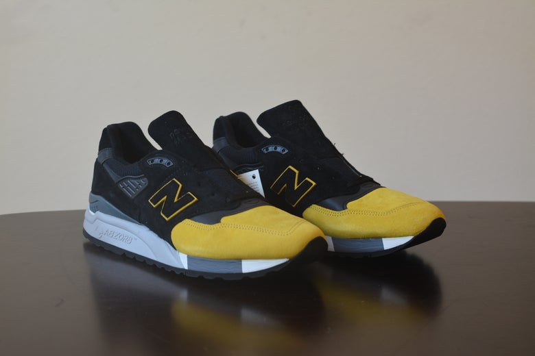 Image of New Balance 998 Global Spin Awards