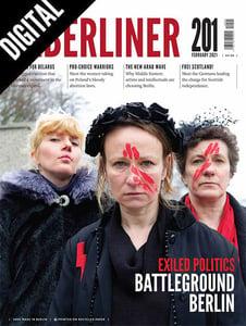 Image of EXB issue 201, February2021, digital