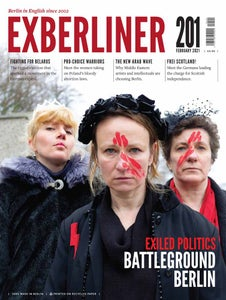 Image of EXB issue 201, February 2021, print