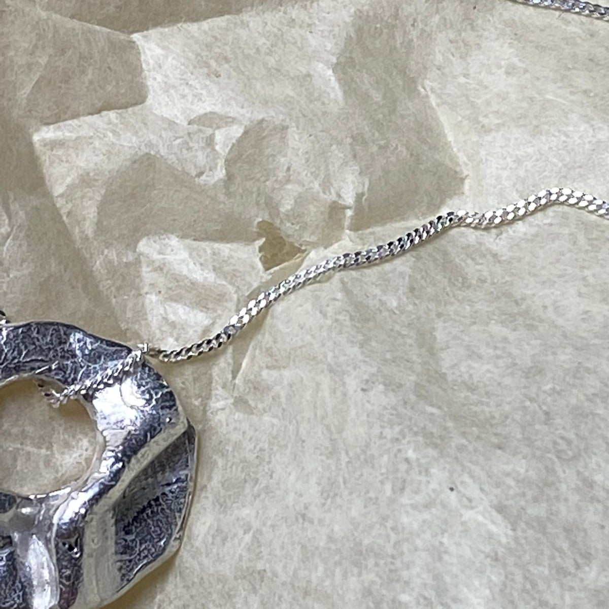 Image of Uisce Buoy Necklace