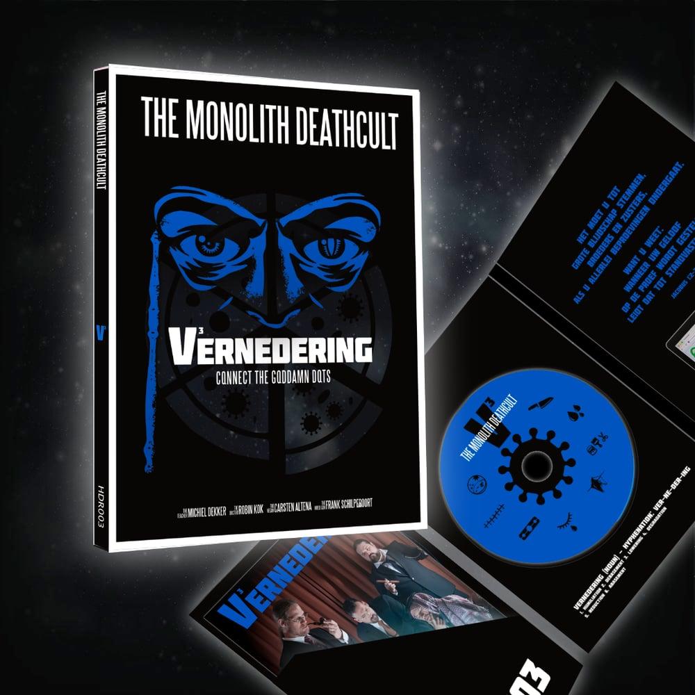 PRE-ORDER: V3 - Vernedering CD (2021)