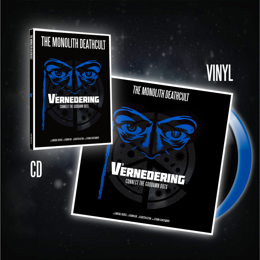 PRE-ORDER: V3 - Vernedering CD+LP bundle (2021)