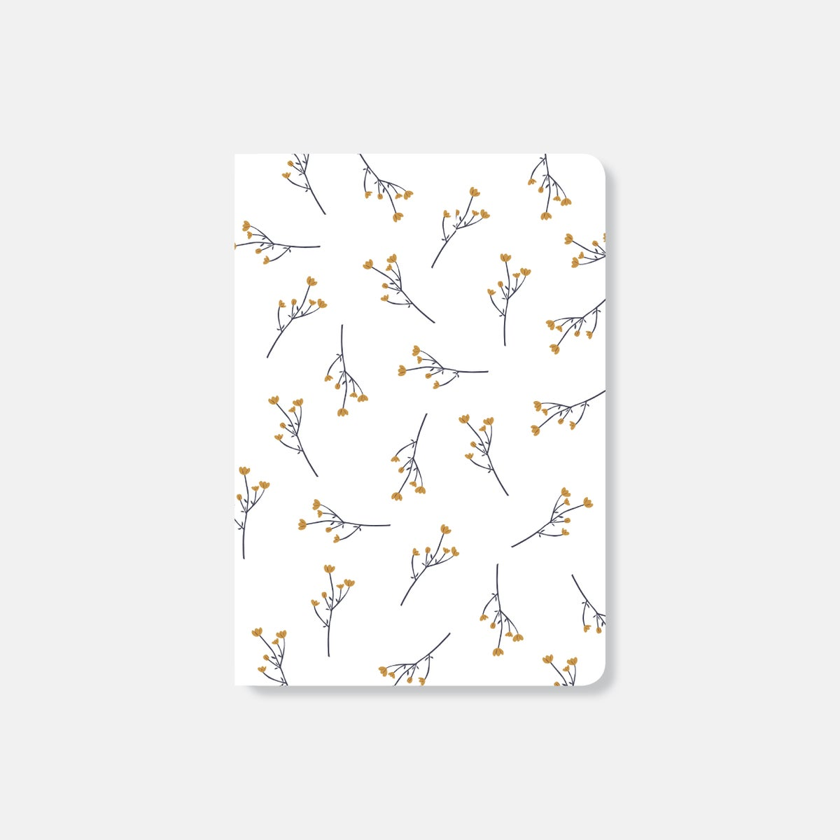 Image of Buttercup flower Notebook