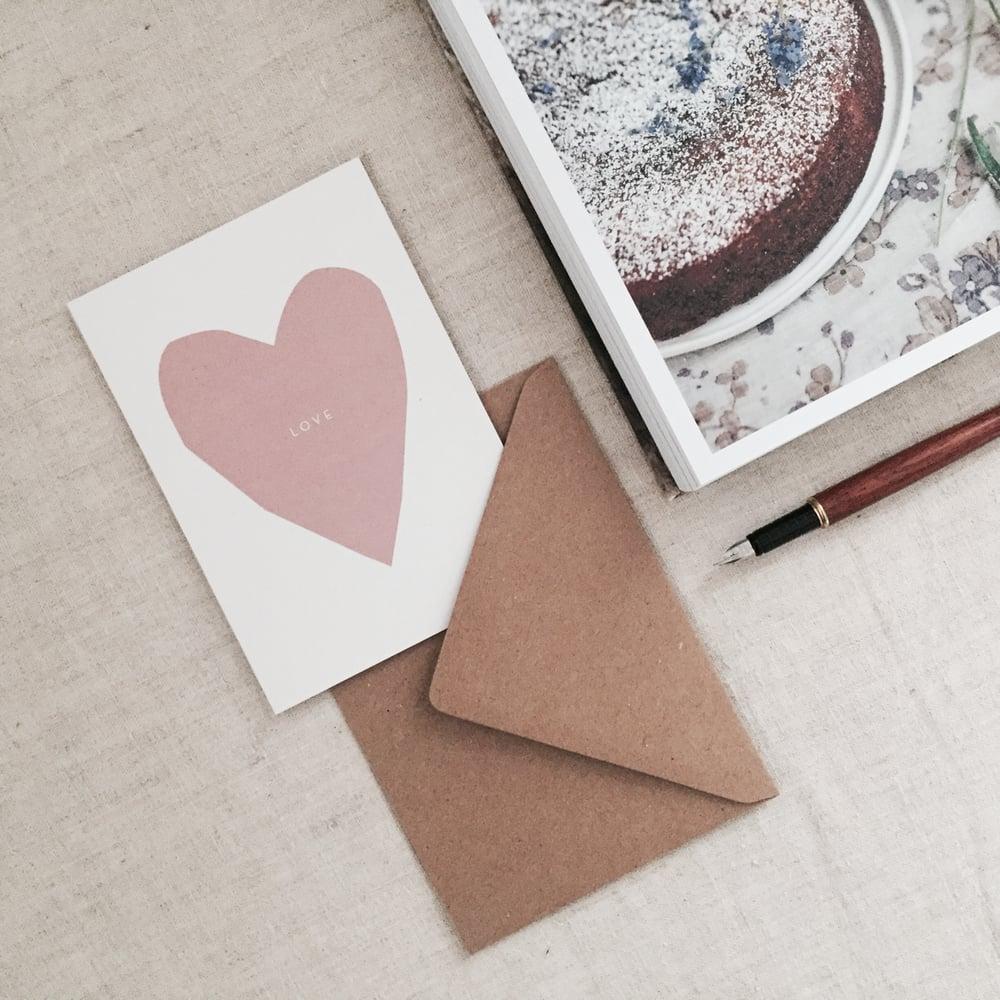 Image of Love heart