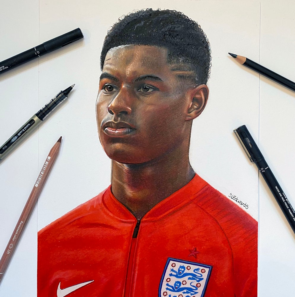Image of Marcus Rashford