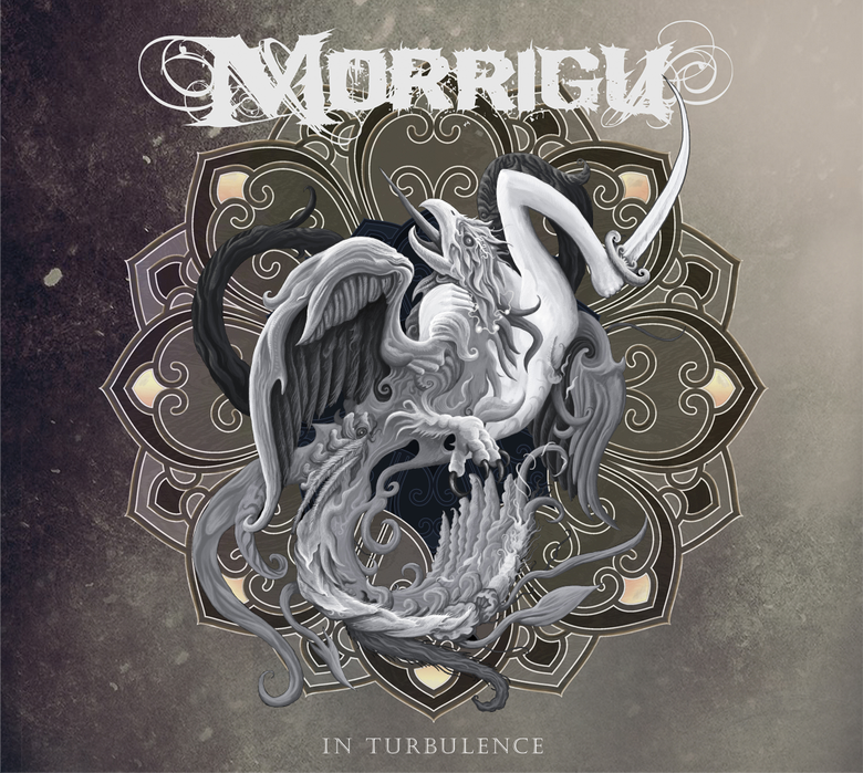 "Image of Morrigu ""In Turbulence"" Limited Digipack"