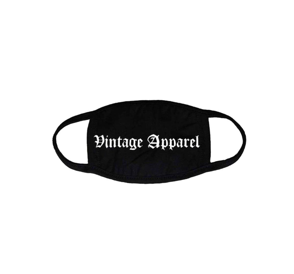 Vintage Apparel Masks