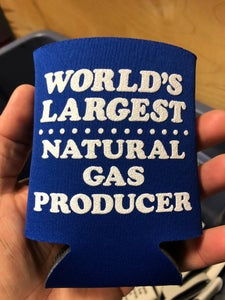 Image of Natural Gas - koozie