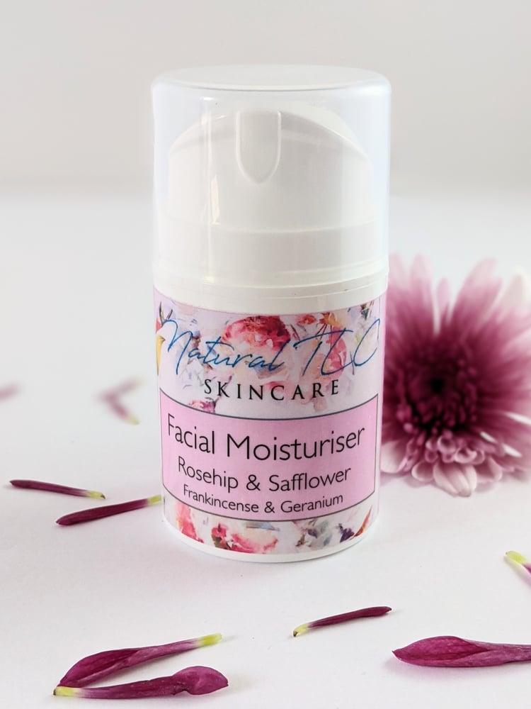 Image of Rosehip & Safflower Facial Moisturiser