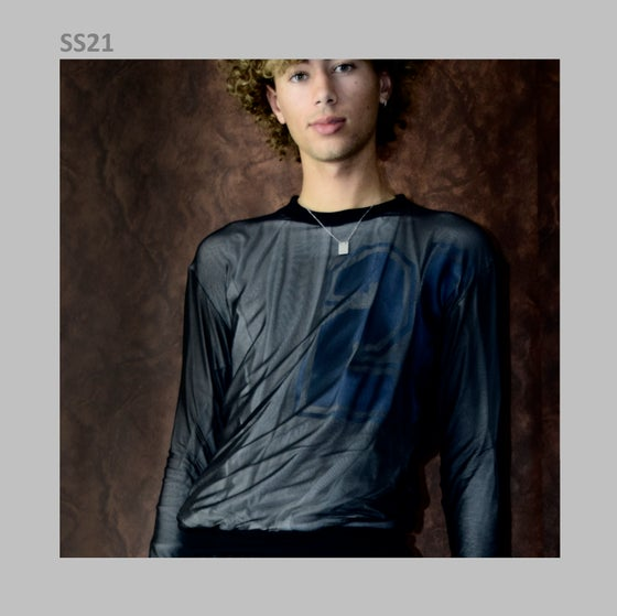 Image of SS21 - DOUBLE LAYERED TSHIRT