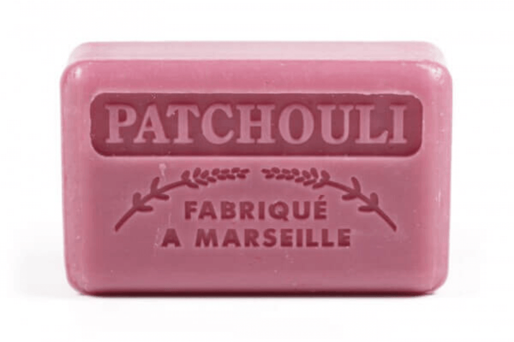 Image of PATCHOULI Marseille French Soap